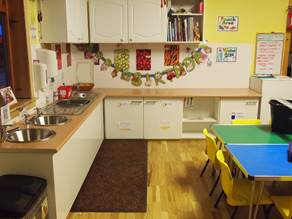 Kindergarten Kitchen
